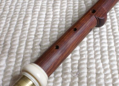 C Chanter Detail